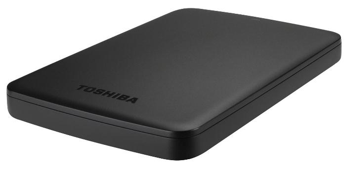 "Toshiba Canvio Basics - Disco duro externo de 1 TB (2.5"", USB 3.0, SATA III)"