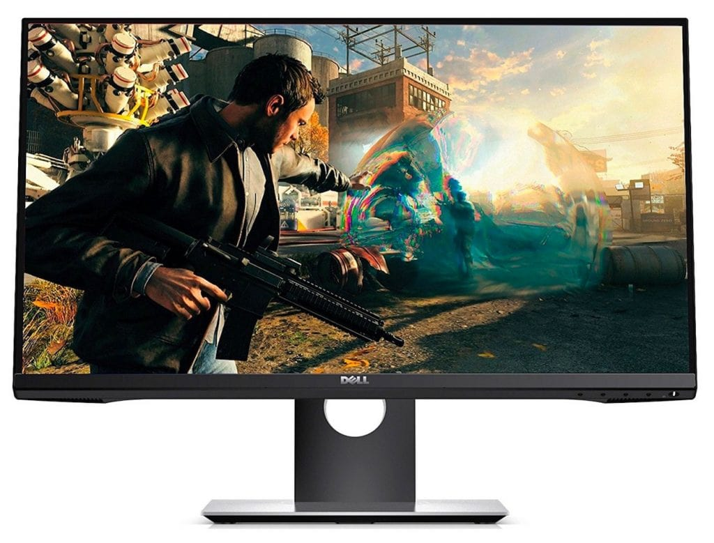 "Mejores monitores gamer: DELL S Series S2417DG 23.8"" 2K Ultra HD"