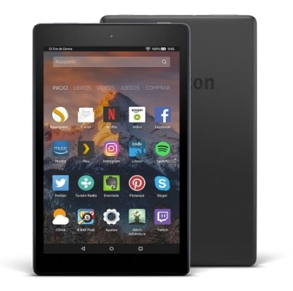 Amazon Fire HD de 8