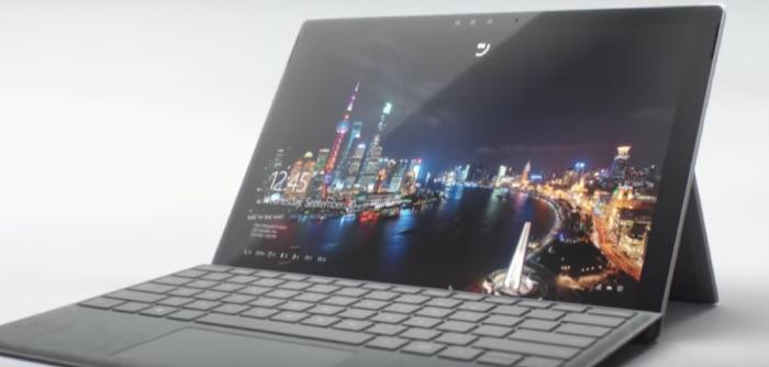 Microsoft anuncia su nuevo Surface Pro con nuevo diseño e incremento de batería