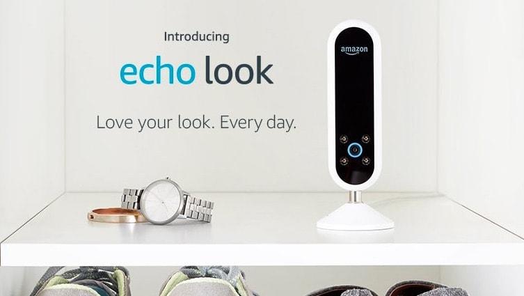 Echo Look de Amazon