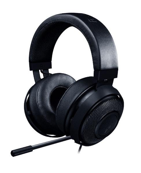 Razer Kraken Pro V2 - Auriculares para juegos y música para PC, MAC, XBOX y PS4