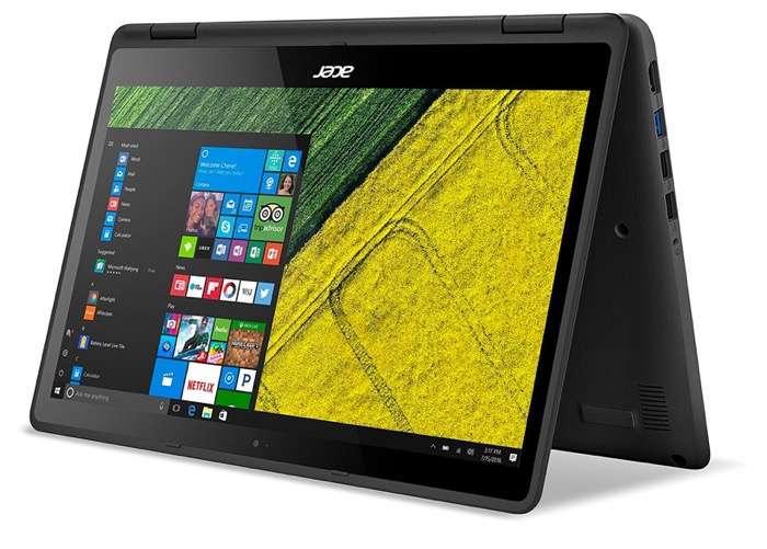 Acer Spin 5 - Ordenador portátil convertible de 13.3''