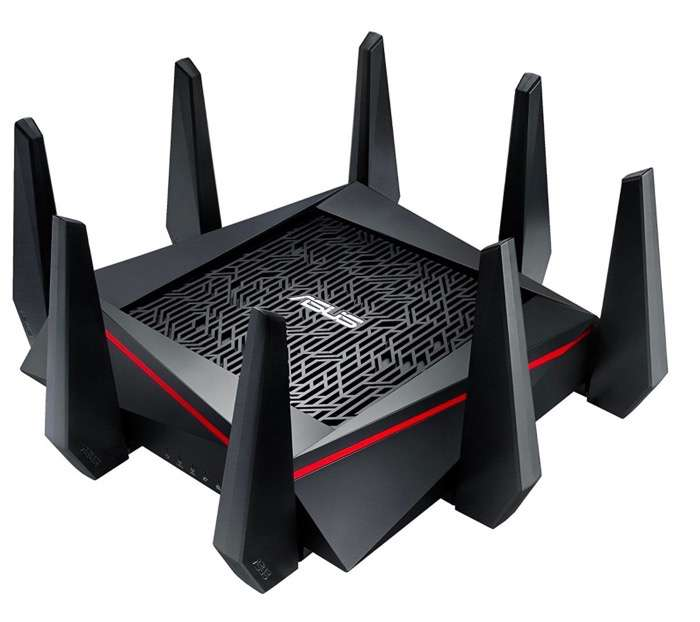 ASUS RT-AC5300 - Router Gaming AC5300 Tri-Banda Gigabit