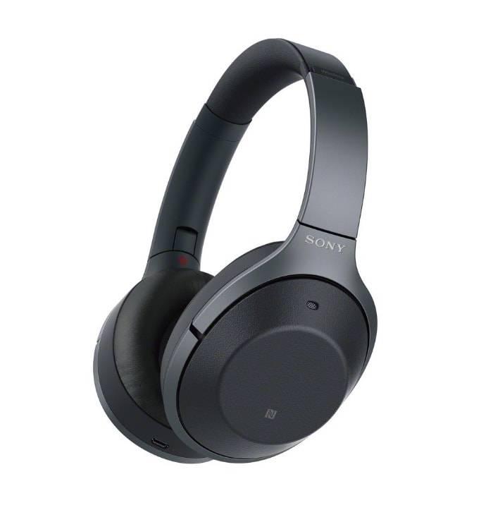 Los mejores auriculares inalámbricos premium en 2017 y 2018: Sony WH-1000XM2