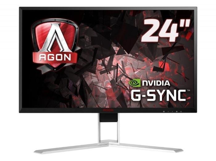Mejores monitores gamer:AOC AGON AG241QG