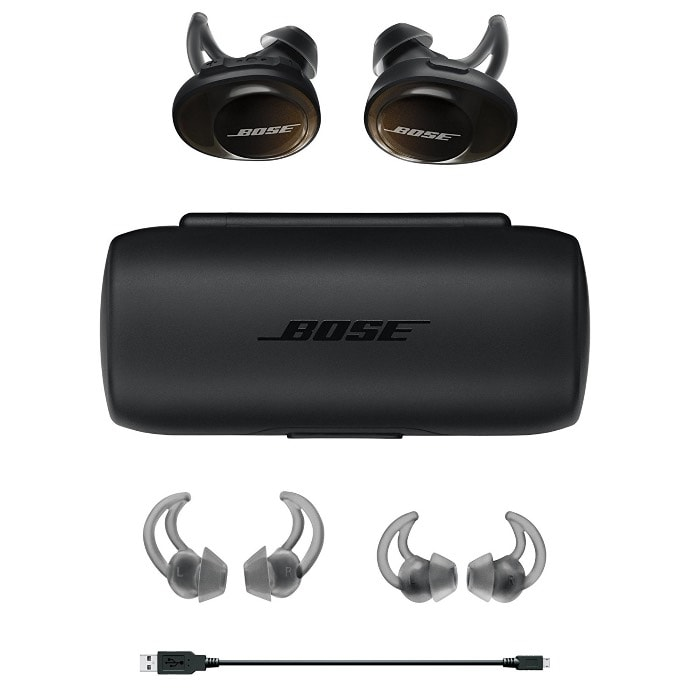 Bose SoundSport Free - Auriculares intraurales inalámbricos