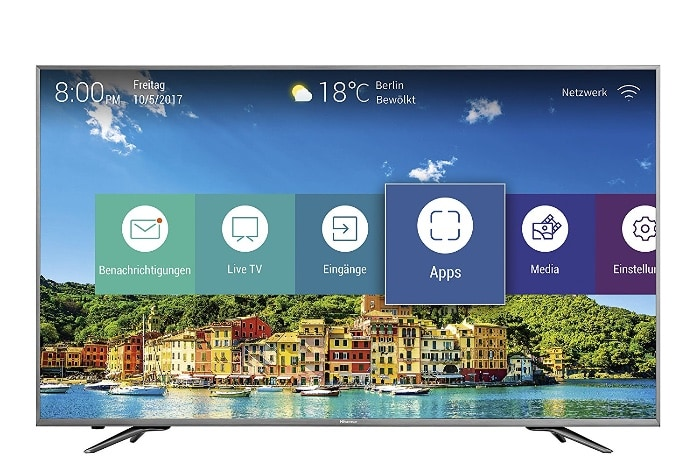 HISENSE H75N6800 - Televisor de 75 pulgadas