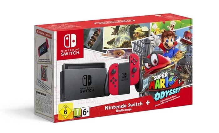 Amazon España - Ofertas Nintendo Switch