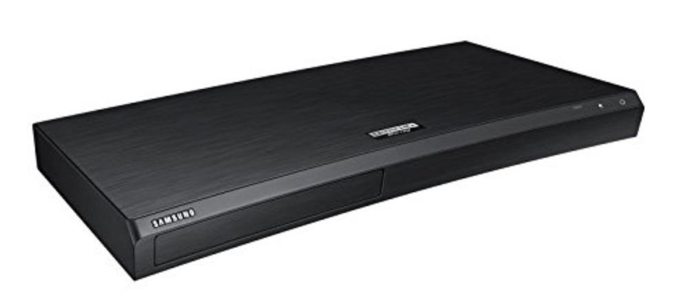 Samsung Ultra HD UBD-M9500 - Reproductor blu-ray 4K/UHD