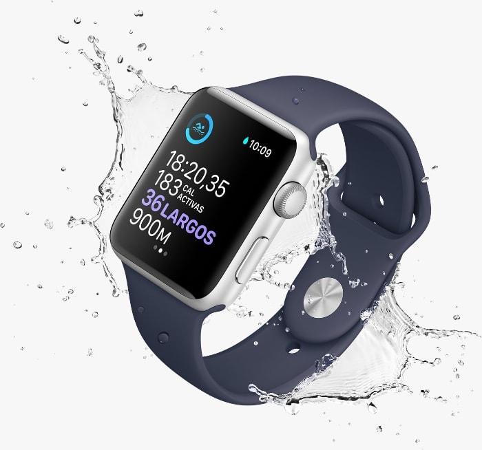 Apple Watch Series 3 – Smartwatch para nadadores – Opinión