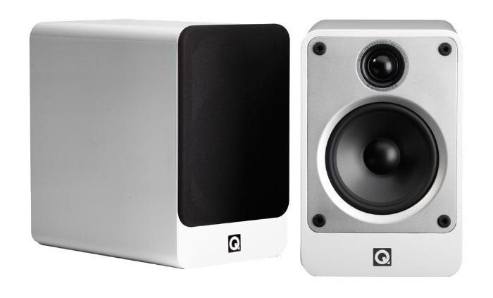 Q Acoustics - Altavoces de estantería estéreo