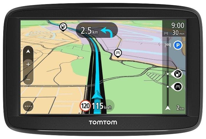 TomTom Start 52 - Mapas de Europa para toda la vida, avisos de radares de tráfico