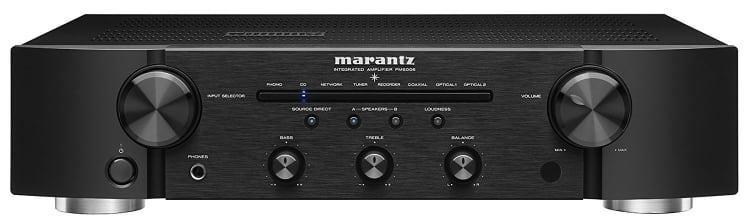 Marantz PM6006/N1B - Amplificador de Audio (RCA, 230 V, 50/60 Hz)