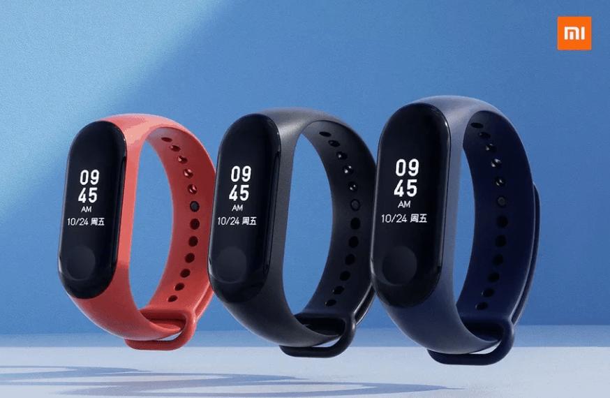 Xiaomi Mi Band 3: disponible desde el 31 de Mayo por menos de 30 euros