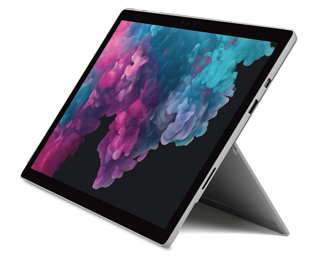 Microsoft Surface Pro 6 - Ordenador portátil 2 en 1, 12.3''