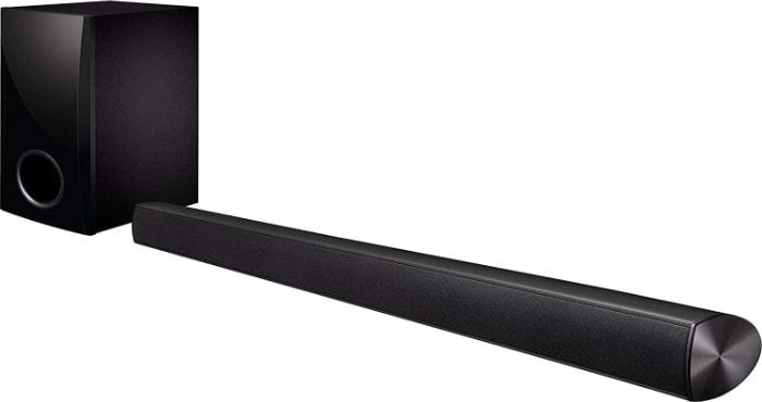 LG DSH3/SH2 - Barra de sonido (100 W, Bluetooth, DTS, Dolby digital)