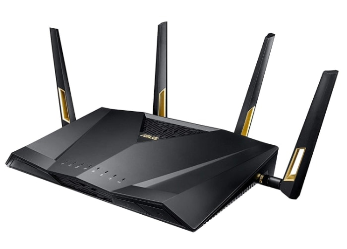 ASUS RT-AX88U - Router Gaming AX6000 Doble Banda Gigabit
