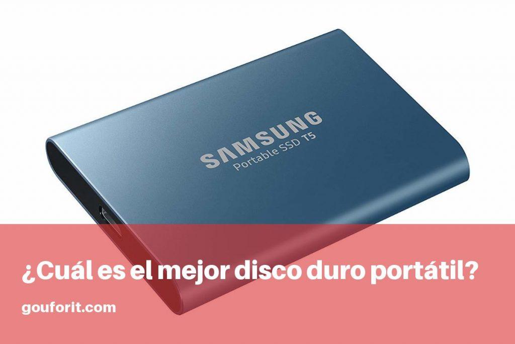 Los mejores discos duros portátiles externos que puedes comprar