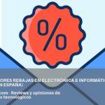 Las mejores rebajas de Marzo en electrónica e informática de Amazon España