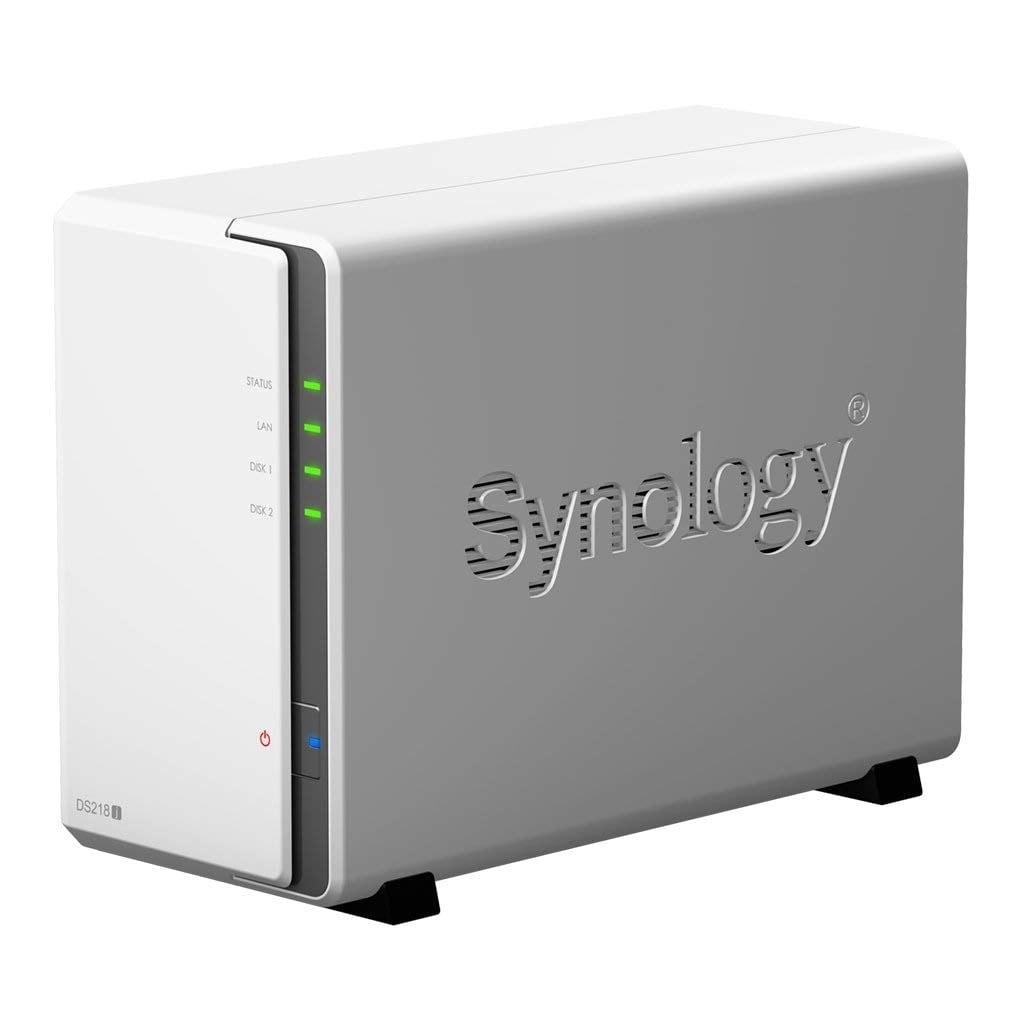Synology DS218J Diskstation servidor NAS