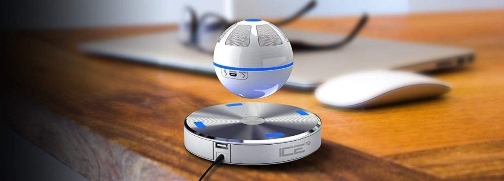 ICE Orb - Altavoz Bluetooth Flotante