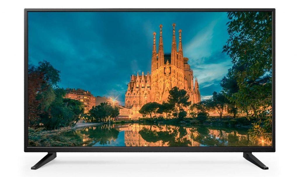 TD Systems K40DLM7F - Televisor Led 40 Pulgadas Full HD
