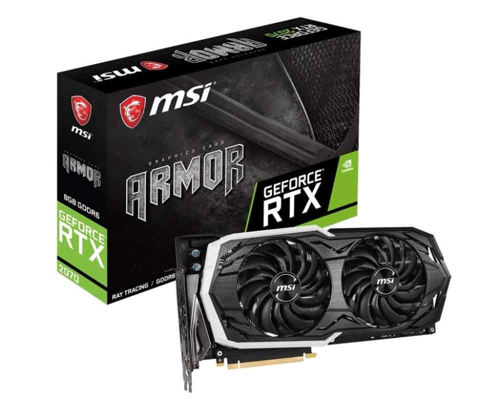 Nvidia GeForce RTX 2070: la mejor opción para 1440p