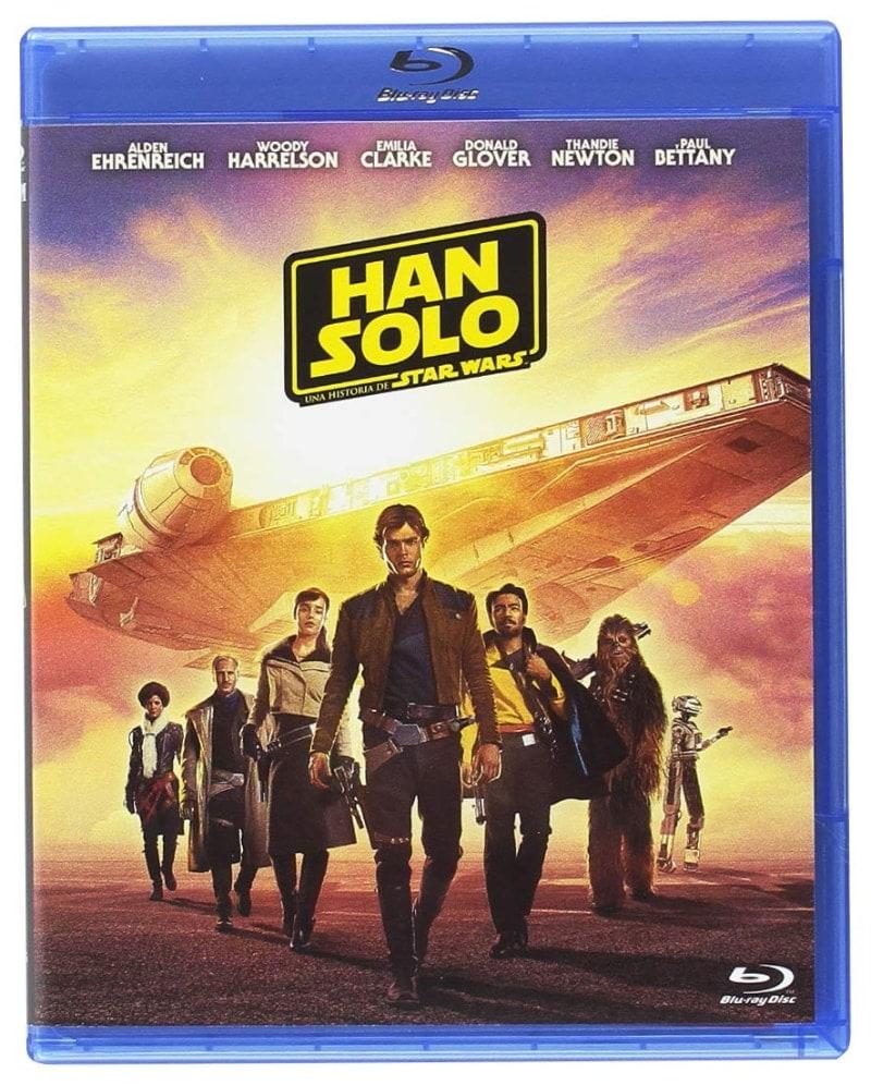 Han Solo Una Historia de Star Wars
