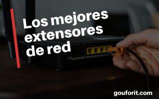 Los mejores extensores de red (Internet por WIFI y por red eléctrica)