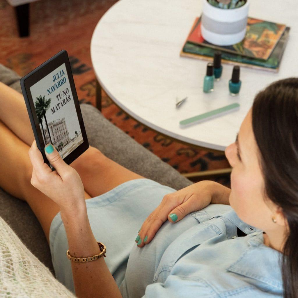 Nuevo tablet Fire 7 2019 de Amazon