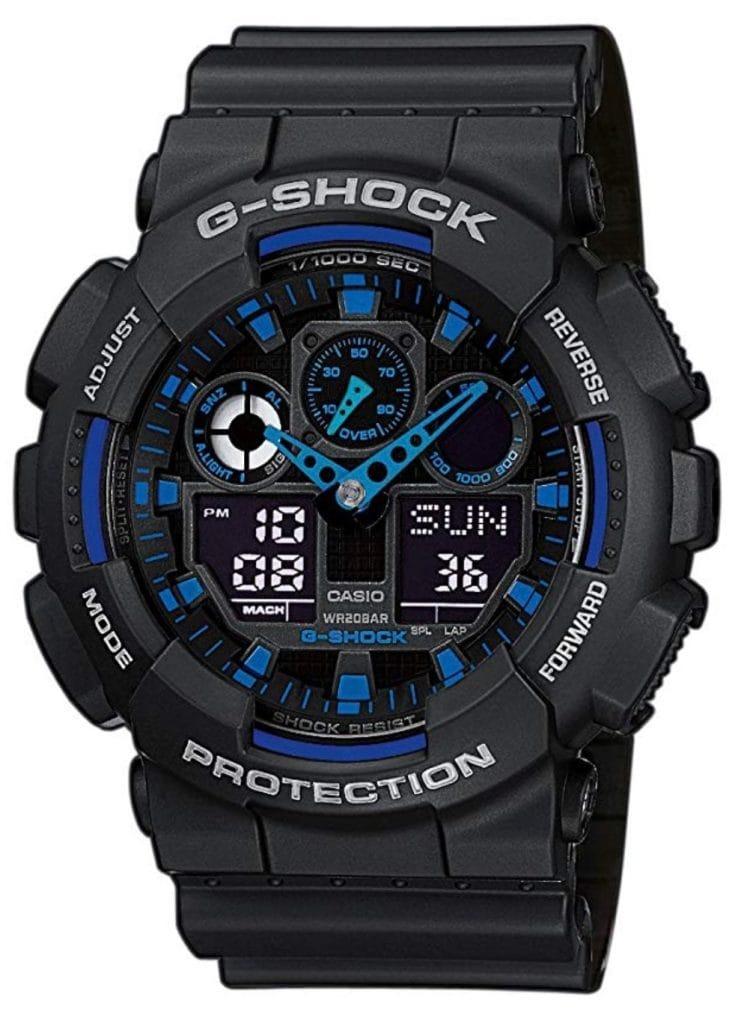 Casio G-Shock GA-100-1A