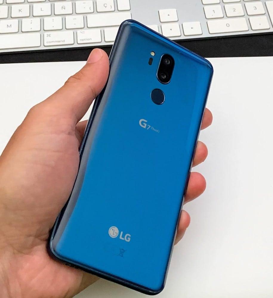LG G7 smartphone
