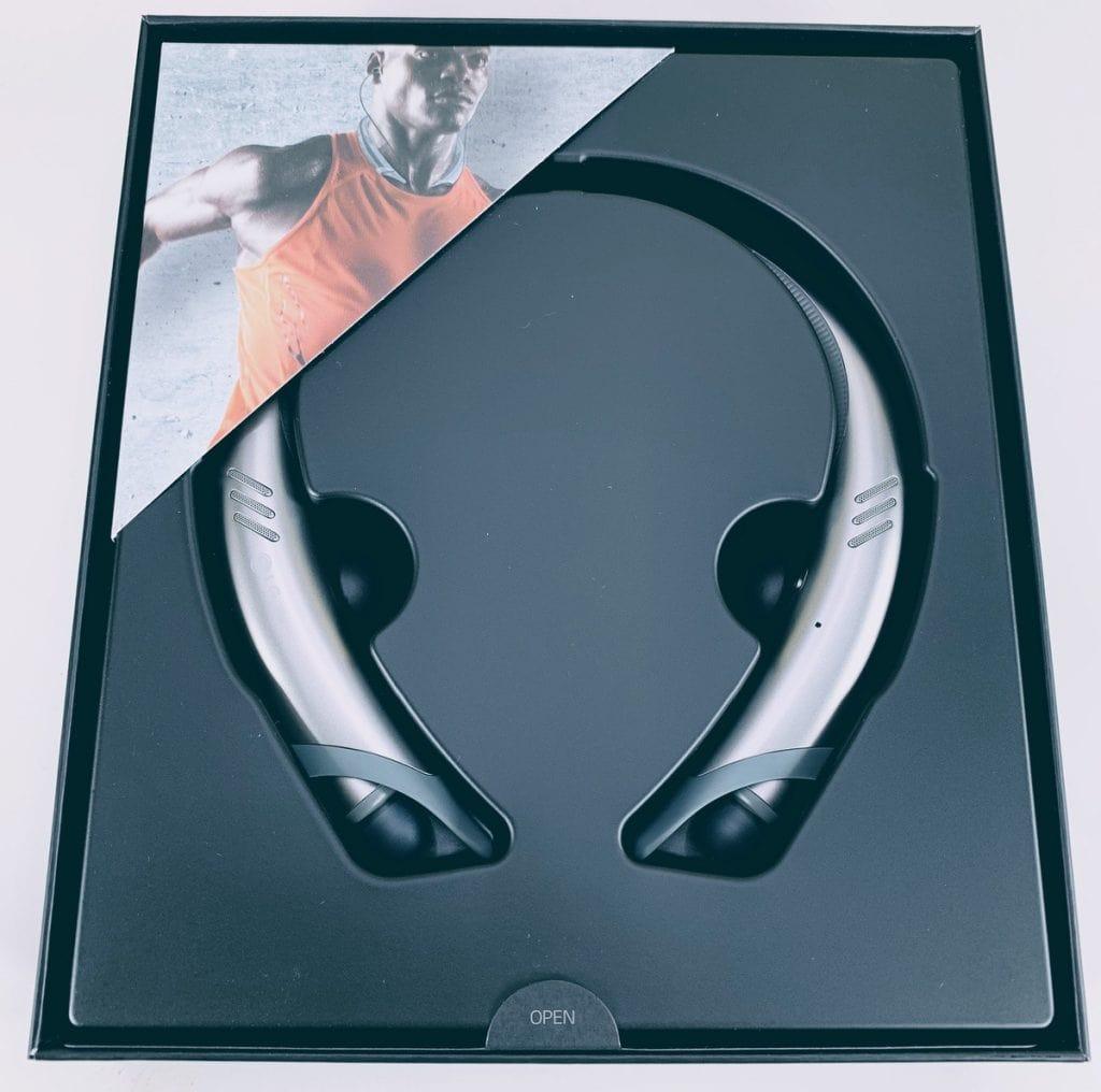 auriculares LG HBS-A100