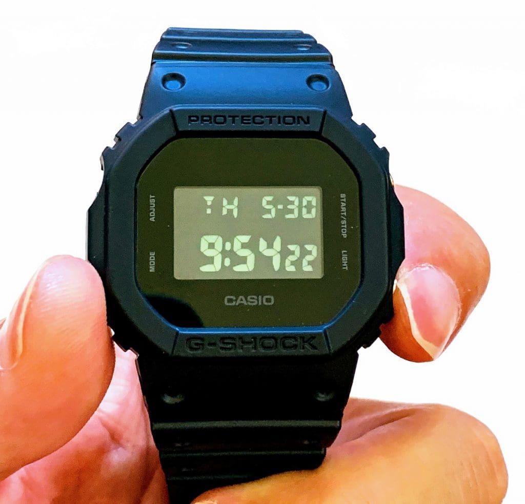 CASIO G-Shock DW-5600BB