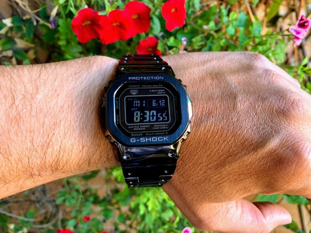 Casio G-Shock con bluetooth
