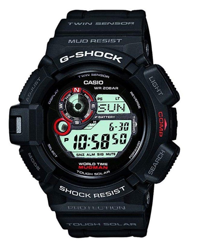 Casio G-Shock G-9300 Mudman