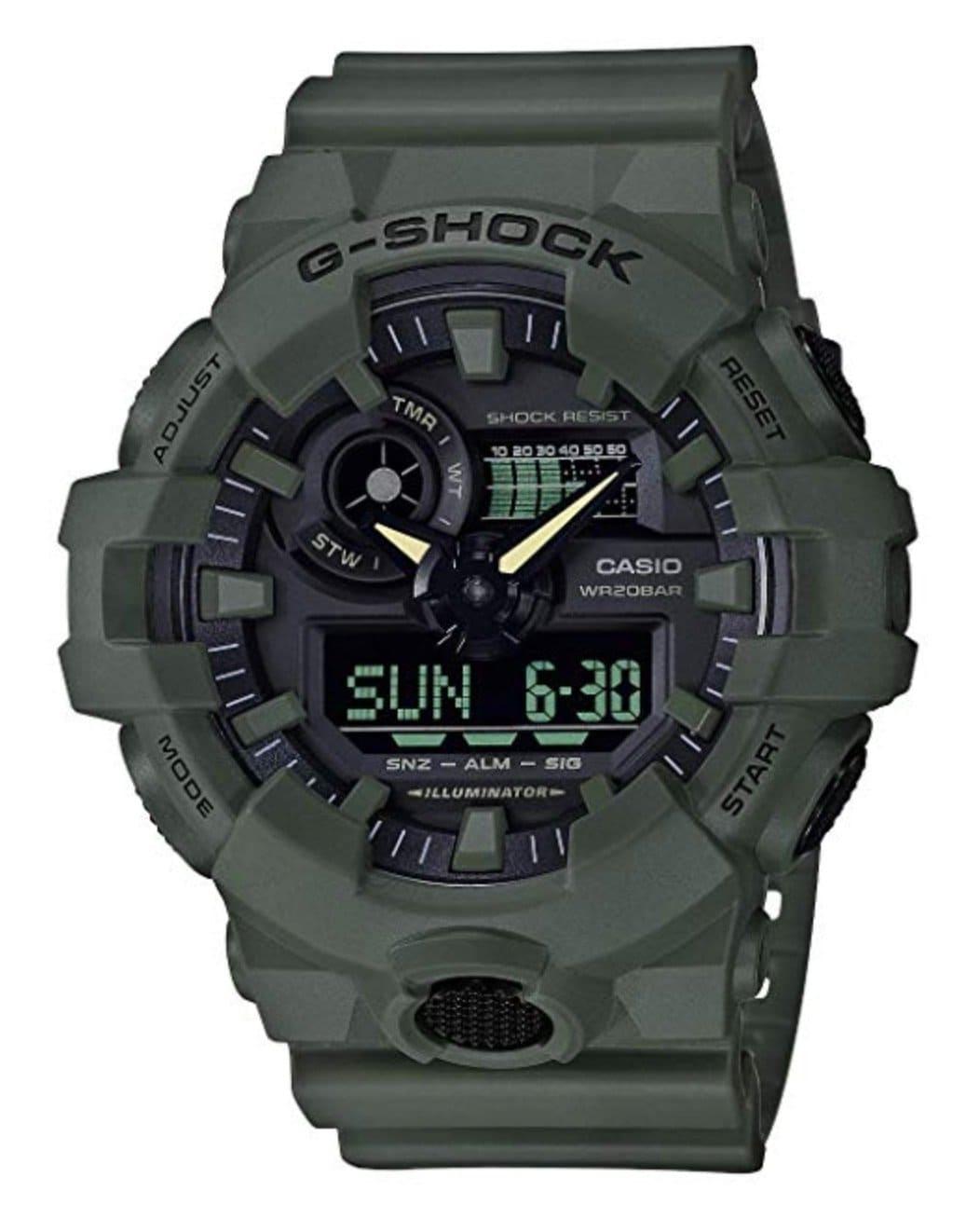 550ab530431e Los mejores relojes Casio G-Shock baratos
