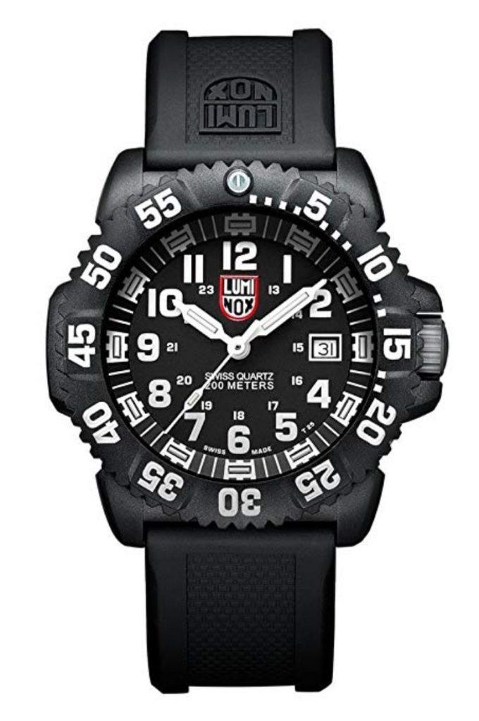 Luminox Navy SEAL Colormark LU3051: reloj militar suizo