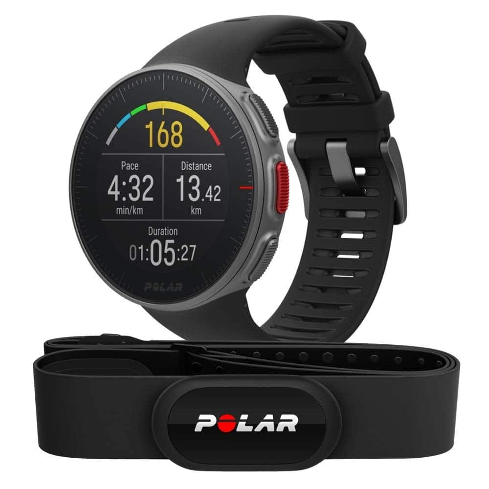 Polar Vantage V HR -Reloj premium con GPS y frecuencia cardíaca