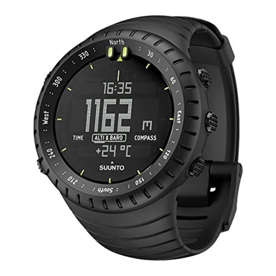 Suunto Core All: reloj militar con altimetro y barometro