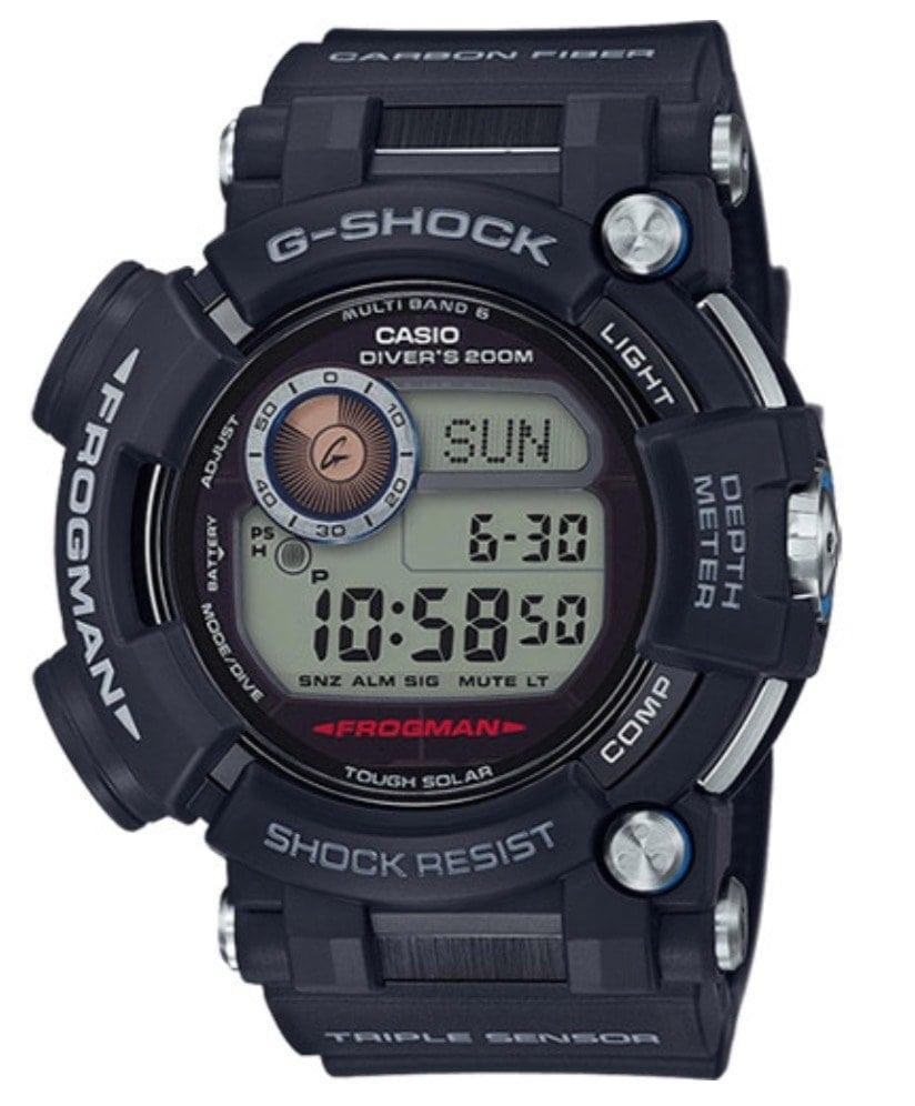 Casio G-Shock GWF-D1000 Frogman
