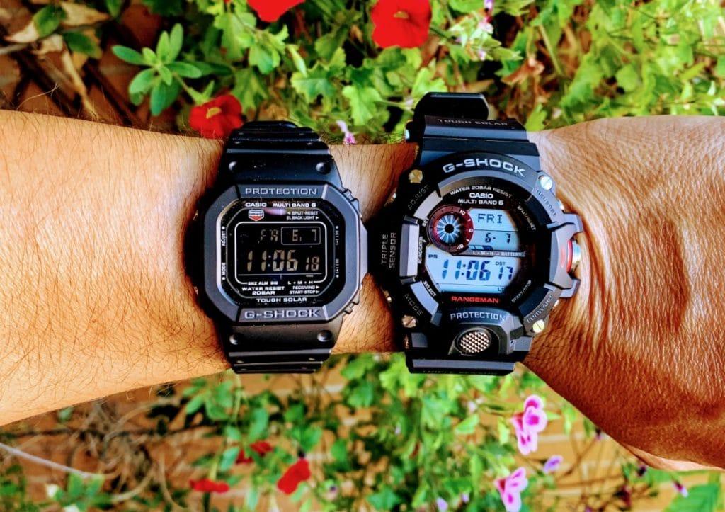 Rangeman GW-9400 junto con el GW-M5610