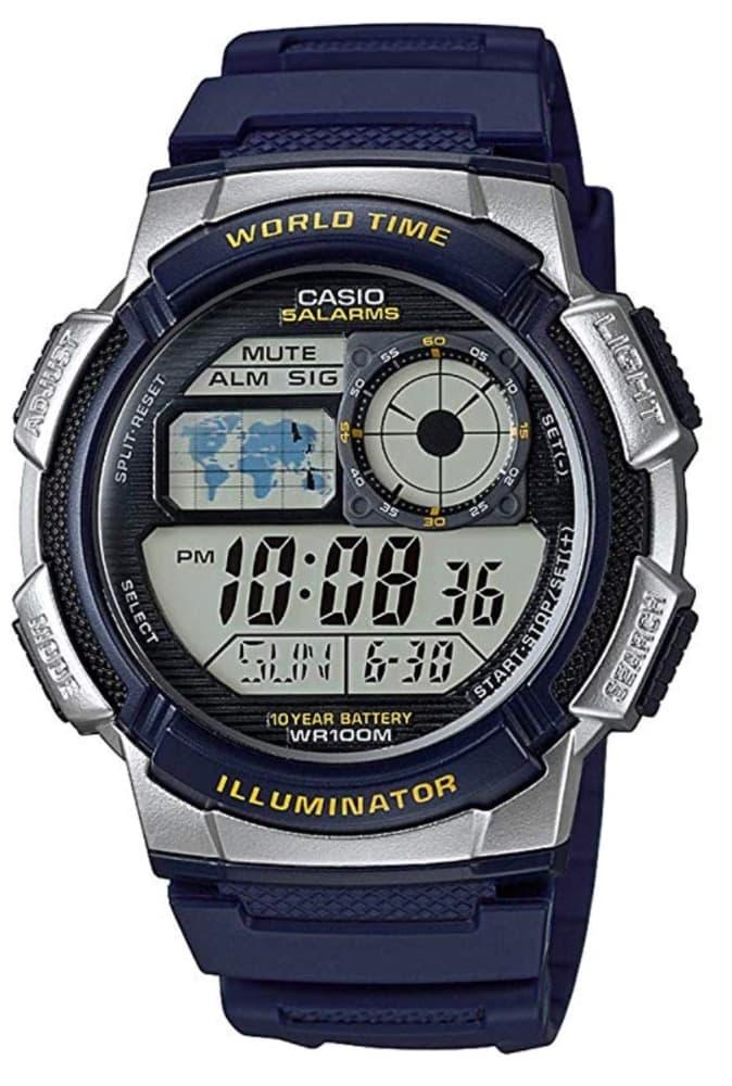 Reloj Casio AE-1000W-2AVEF: el reloj perfecto para niños más mayores
