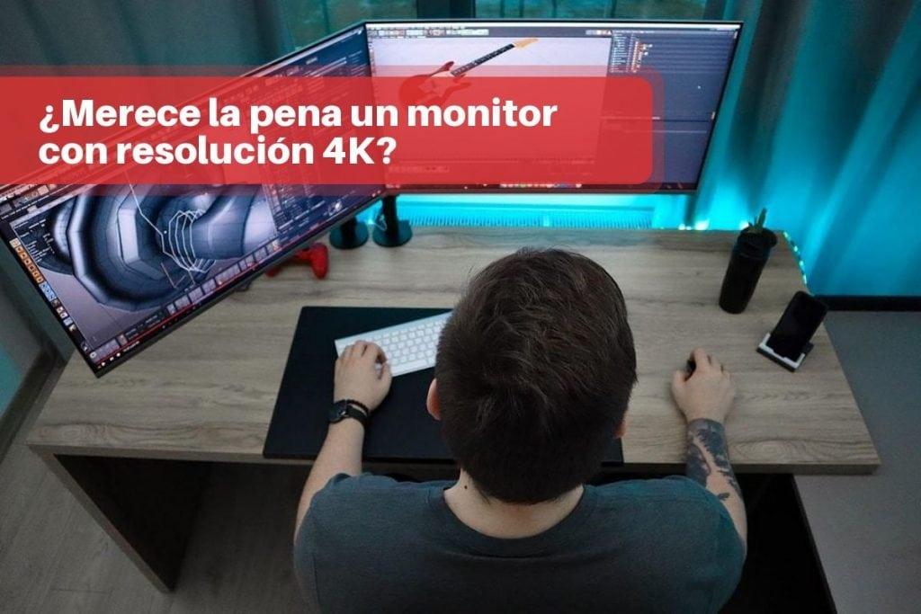 ¿Merece la pena un monitor con resolución 4K?