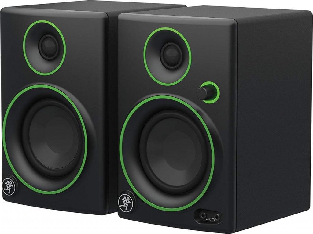 Altavoces Mackie CR Series CR3: altavoces baratos y con buena potencia