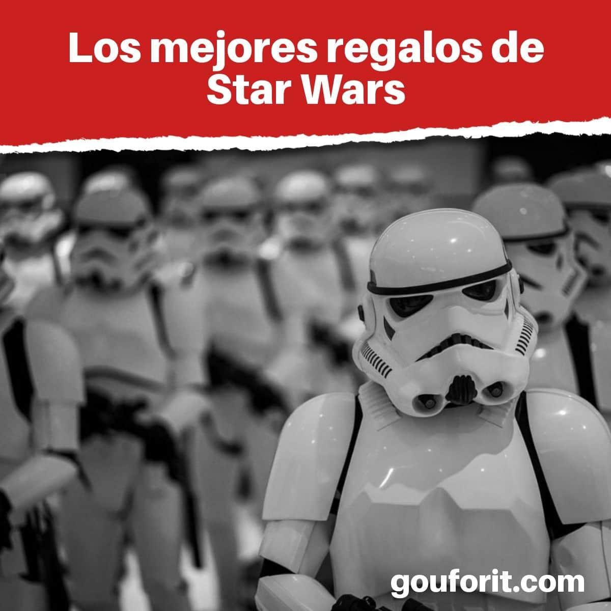 Los mejores regalos de Star Wars