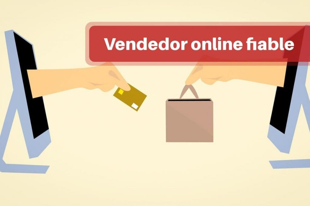 vendedor online fiable