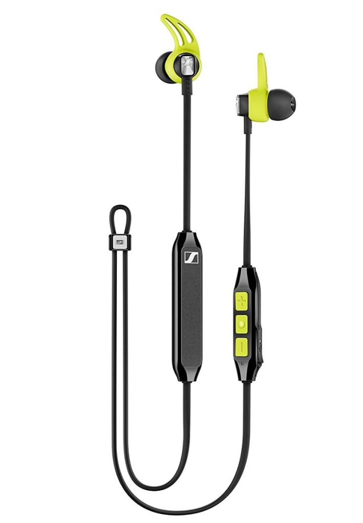 Sennheiser CX Sport - Auriculares inalámbricos para deporte