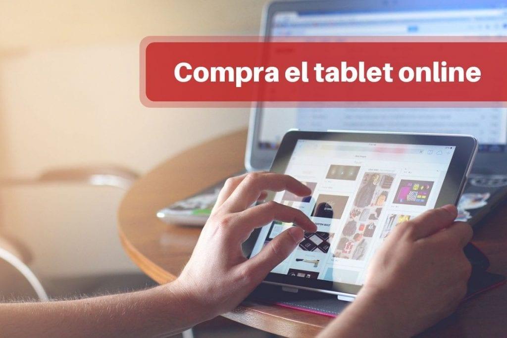 Compra el tablet online